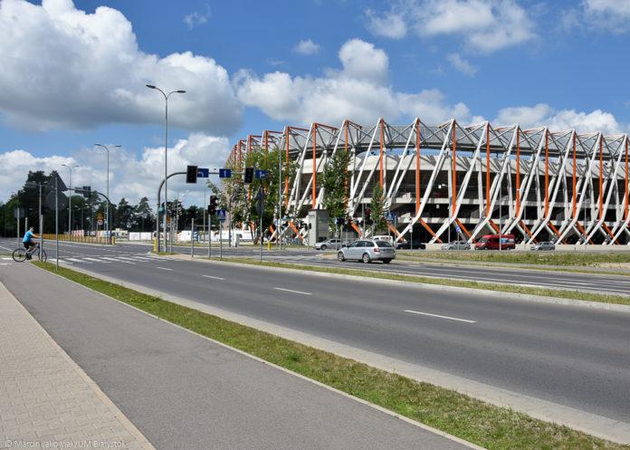 Jagiellonia Stadion Białystok