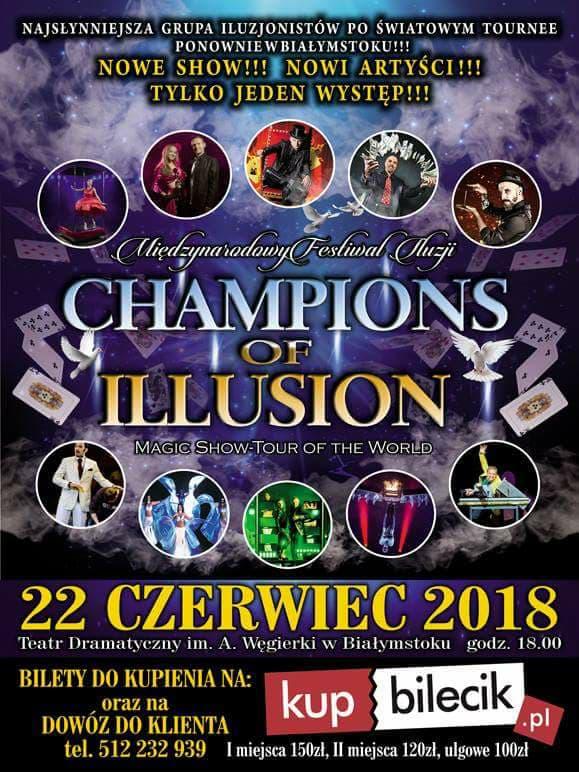 Champions of Illusion